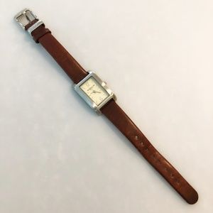 Brown Leather Kenneth Cole Watch